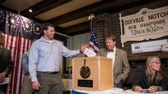 Un remoto pueblo de New Hampshire con siete habitantes marca el inicio de las elecciones de EEUU
