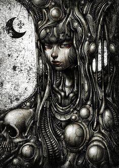 Original Artworks by Shichigoro-Shingo