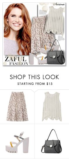 """Zaful Fashion41"" by sneky ❤ liked on Polyvore"