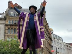 Leon Sissay at What is the city but the people?