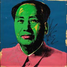 Andy Warhol | Andy Warhol (1928-1987) - Mao, 1972 / Andy warhol (1928-1987)