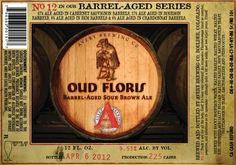 Avery Oud Floris Barrel Aged Sour Brown  http://bsj.me/15l