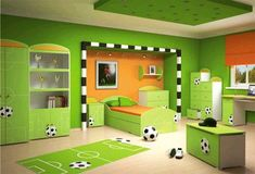 children bedroom and kids playroom ideas