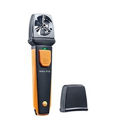 Wind Speed Gauges - Testo 410i Wireless Vane Anemometer with Smart Technology >>> Continue to the product at the image link. (This is an Amazon affiliate link)