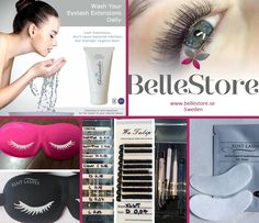 Chrissanthie Eyelid Cleanser is available in SWEDEN! Buy online from our stockist and lash supply store www.BelleStore.se  Chrissanthie EyeLid Cleanser is recommended by Lash Masters worldwide as it won't break down the adhesives in lash extensions.  Follow on Instagram: https://www.instagram.com/bellestore.se/  For product information: info@Chrissanthie.com #ögonfransförlängning #vipper #eyelashextensions #lidwipes #lidcleanser #eyecleanse #lashproducts