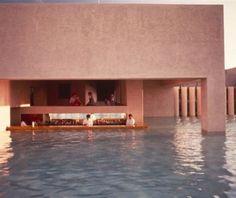 Hotel Camino Real, Cancun - Ricardo Legorreta