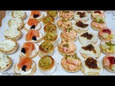 Canapes Gourmet, Appetizers, Pasta Choux Receta, Canapes Faciles, Vegetable Tart, Italian Vegetables, Vol Au Vent, Decadent Cakes, Food Trays