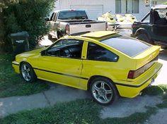powman5k 1987 Honda CRX 6719664