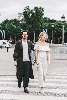 Street Style Alta Costura/ París, julio de 2016 (III)                                                                                                                                                                                 Más