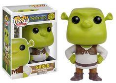 POP! Movies: Shrek - Shrek