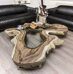 40 Amazing Resin Wood Table Ideas For Your Home Furnitures - hoomdesign