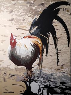 librarian tells all: How To Paint a Chicken in Only Ten Days
