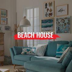 Strand, Beach House, Inspiration, Living Room, Ad Home, Deco, Beach Homes, Biblical Inspiration, Inspirational