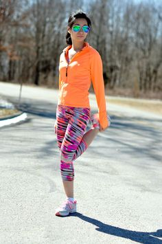 Calvin Klein performance: Work out clothes for women
