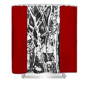 Justice Shower Curtain by Carol Rashawnna Williams