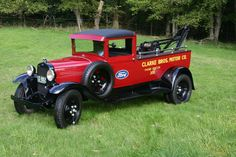 1931 Ford Model AA Tow Truck Service Car for sale   Hemmings Motor News