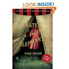 Water for Elephants: A Novel: Sara Gruen: Amazon.com: Kindle Store
