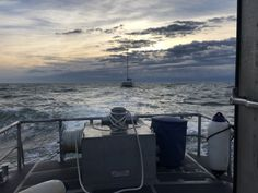 The Coast Guard rescued four people in rough seas off Virginia Beach.