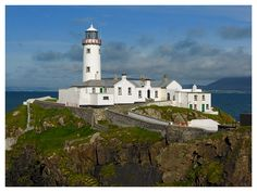 Fanad Head Lighthouse · County Donegal © Joachim Irelandeddie