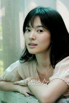 Song Hye Kyo 송혜교 beautiful Korean actress :)
