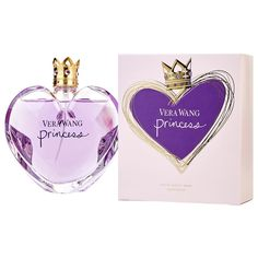 Vera Wang Princess by Vera Wang Eau de Toilette Spray Perfume - fl oz The Beast, Vera Wang Perfume, Christian Dior, Princess Collection, Best Perfume, Valentine's Day, Hygiene, Perfume Bottles, Candy Perfume
