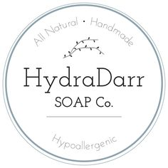 HydraDarr Soap Logo Design on Behance