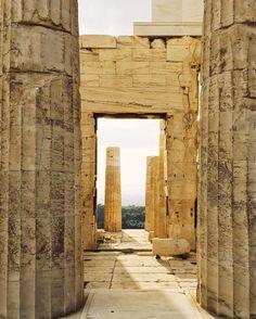 Akropolis Adieu. Athens  #thisisathens