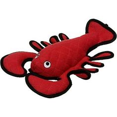 Tuffy's Sea Creatures Dog Toys