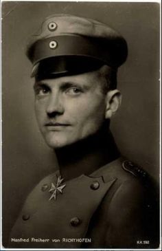 Portrait of the Red Baron