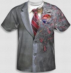 New Harvey Dent Two Face Costume All Over Front Sublimation Youth T-shirt Top #Trevco #Everyday