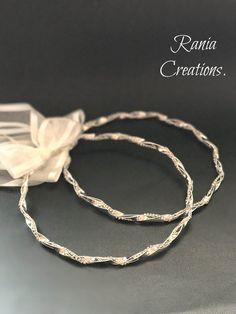 Wedding Crowns.Stefana.Orthodox Ceremony Crowns.Bridal Crowns.Greek wedding Crowns. by RaniaCreations on Etsy