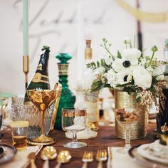 The Vetted Table | photo by Rad and in Love | 100 Layer Cake
