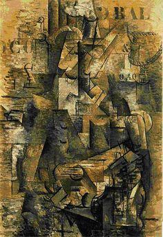 Artes do A'Uwe: Obras de Georges Braque
