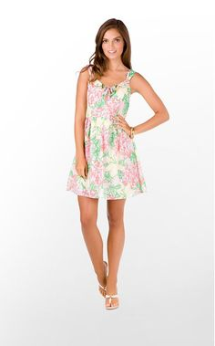 Peggy Dress in Mariposa for bridesmaids dresses. #LillyPulitzer #SouthernWeddings