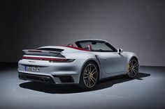 The worst-kept secret in the automotive world is finally out in the open — the 2021 Porsche 911 Turbo S coupe and cabriolet are on. Porsche 911 Cabriolet, Porsche 911 Turbo, 911 Turbo S, Twin Turbo, Ferdinand Porsche, Volkswagen, Automobile, Dual Clutch Transmission, Limited Slip Differential