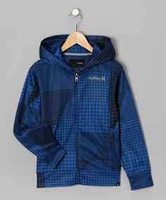 Take a look at this Hurley Legacy Navy Track Jacket - Infant, Toddler & Boys on zulily today!
