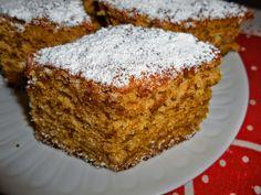 Sladké maškrty Archives - Page 36 of 88 - Recepty od babky Hungarian Desserts, Hungarian Recipes, Sponge Cake, Diy Food, Food Ideas, Banana Bread, Cupcake Cakes, Cake Recipes, Muffin