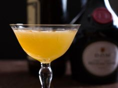 Frisco Sour      2 ounces rye whiskey     1/2 ounce Benedictine (see note above)     1/2 ounce fresh juice from 1 lemon