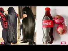 Părul alb până la părul negru natural în doar 4 minute și crește repede părul lung cu Coca Cola & Ce - YouTube Growing Long Hair Faster, Longer Hair Faster, Grow Long Hair, Coca Cola, Grey Hair Dye, Dyed Hair, Summer Hairstyles, Diy Hairstyles, Remedy For White Hair