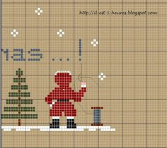 Il est cinq heures.......: Christmas countdown...
