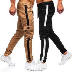 Jogger Pants Style, Mens Jogger Pants, Cargo Pants, Harem Pants Men, Men Trousers, Sport Casual, Fashion Pants, Fashion Wear, Mens Sweatshirts