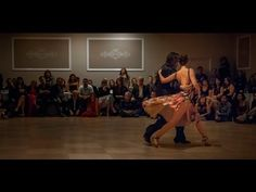 One of my absolute favourites: Mariano Chicho Frumboli & Juana Sepulveda, Milonga LAX January 18, 2014