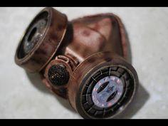 DIY: Post-Apocalyptic Steampunk Mask | KlairedelysArt - YouTube | Bloglovin'