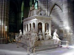 Louis XII, King of France (27 Jun 1462 – 1 Jan 1515) 1st Husband of Mary Tudor, daughter of Henry VII, King of England. Buried in the Basilica of Saint-Denis, Paris, France.