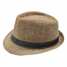 Order Now For Summer! Best Deal Unisex Beach Trilby Panama Hat. 5 Color Options