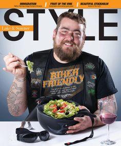Style Magazine April 2013