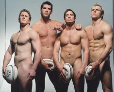 Rugby players