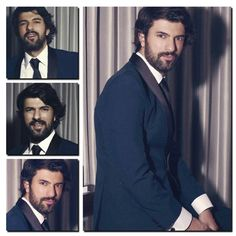 Kara Para Ask - Prljavi novac i ljubav Turkish Actors, Gorgeous Men, Elf, Cool Photos, Awards, Handsome, My Love, Amazing, Love