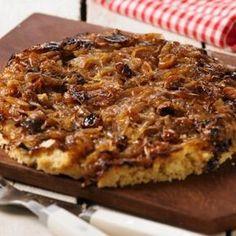 Tarta de espinaca, ricota y jamón