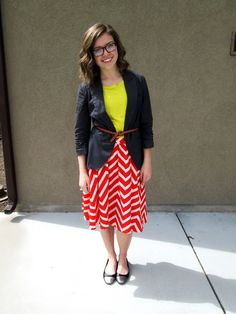 The Verge: How To Dress Like a Sister Missionary